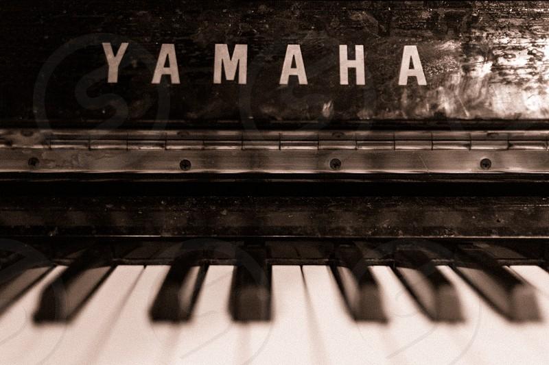 Yamaha keyboard! photo