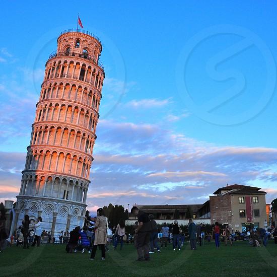 Pisa tower Italy photo