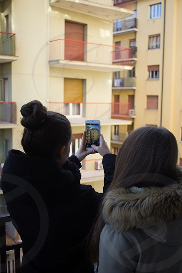 Millennial Life Shooting photo