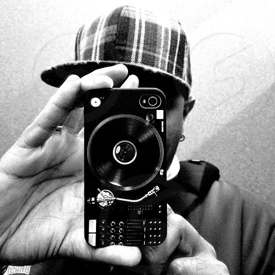 person holding camera photo
