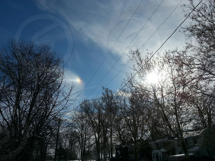 Something Strange In the Sky photo