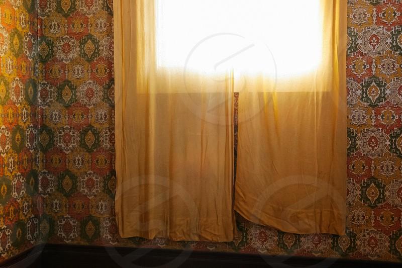 Golden room photo