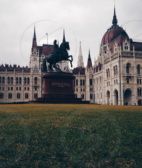 Moment in Budapest photo