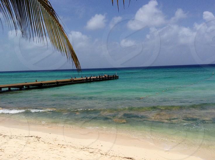 Beach day in Grand Turk. photo