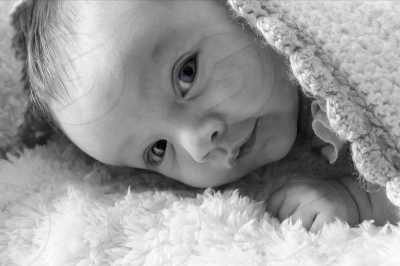 Baby blues photo