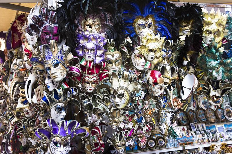 masquerade masks photo