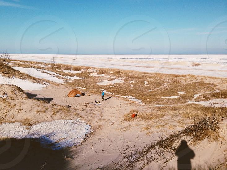 Nordhouse Dunes Wilderness MI photo