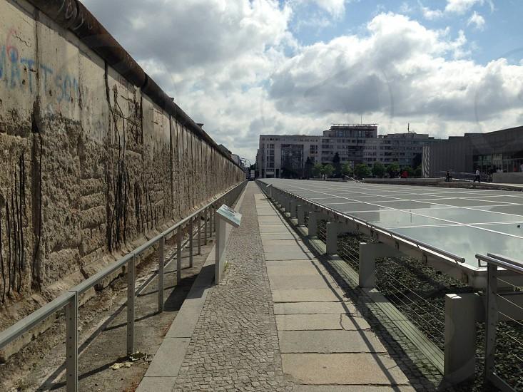Topography of Terror Berlin Wall Berlin photo