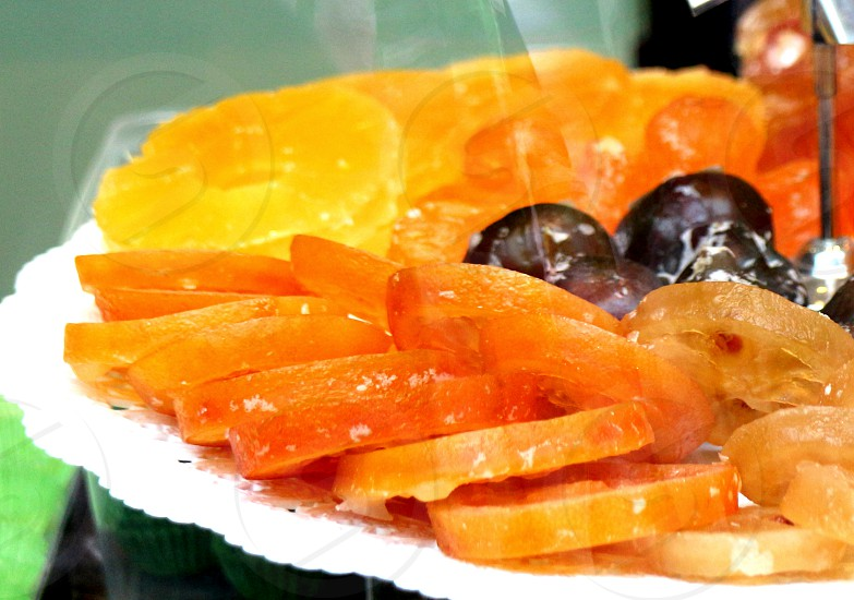 Sweets Dried Fruits Snacks Preserved photo