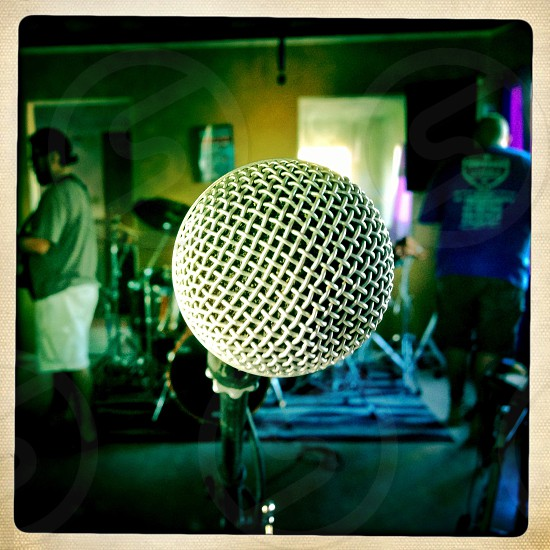 microphone photo
