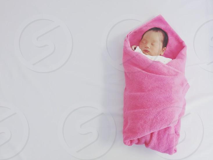 Newbone baby photo