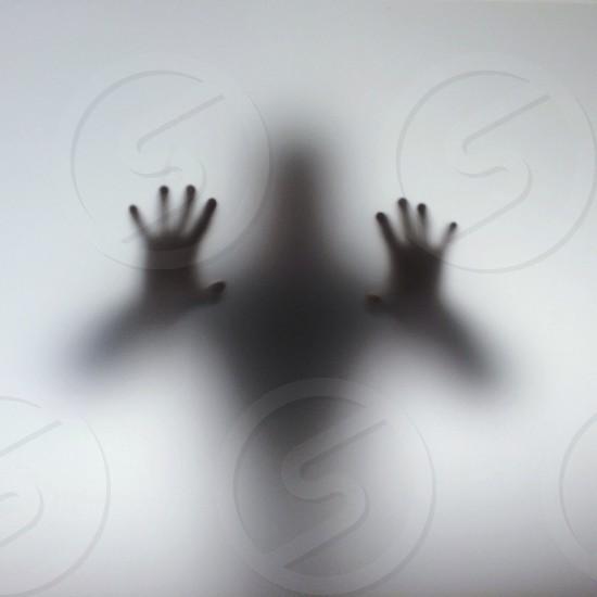 human silhouette photo photo