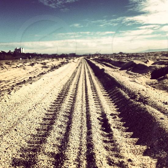 Tracks photo