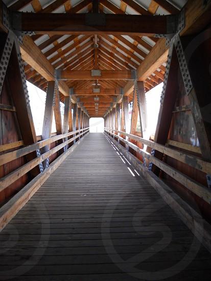 Bridge: Littleton NH  photo