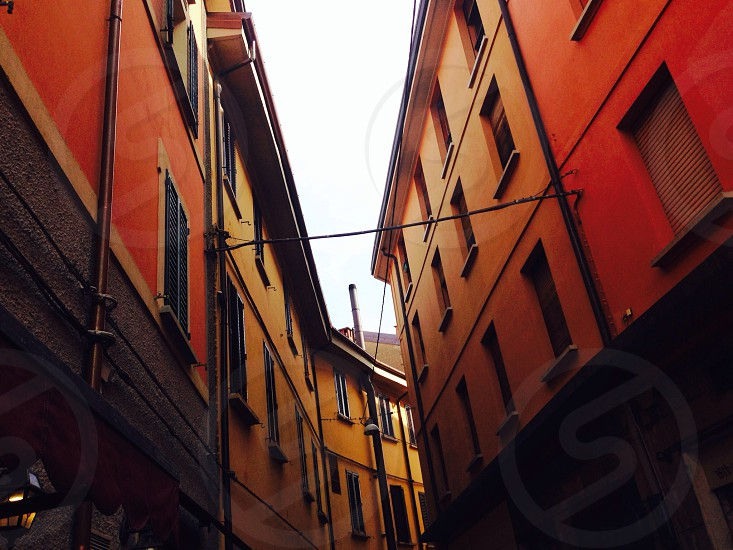 Bologna. Italy.  photo