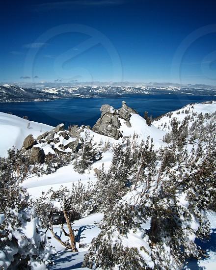 Lake Tahoe Heavenly Ski Resort photo