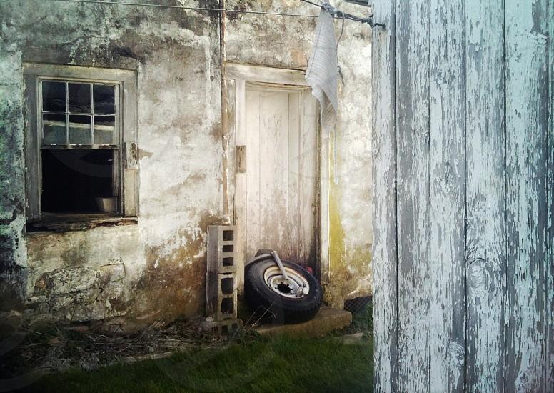balck tire photo