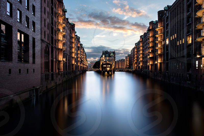 There's so many photos of this place but after visiting you'll realize why its so popular. Speicherstadt is the largest warehouse district in the world. photo