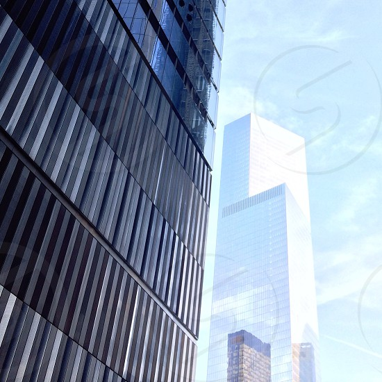 black concrete building photo