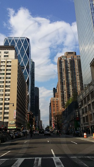 Manhattan New York city photo