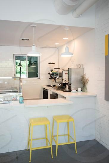 ice cream shop coffee photo