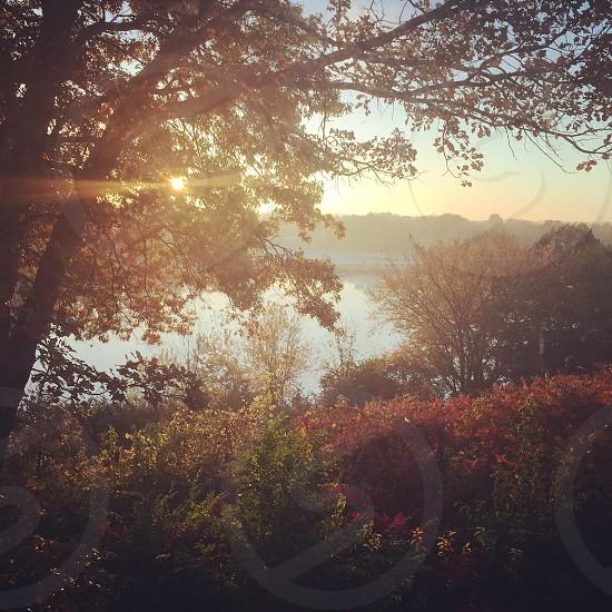 Sunrises and crisp air photo