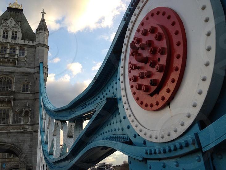 Tower Bridge London England photo