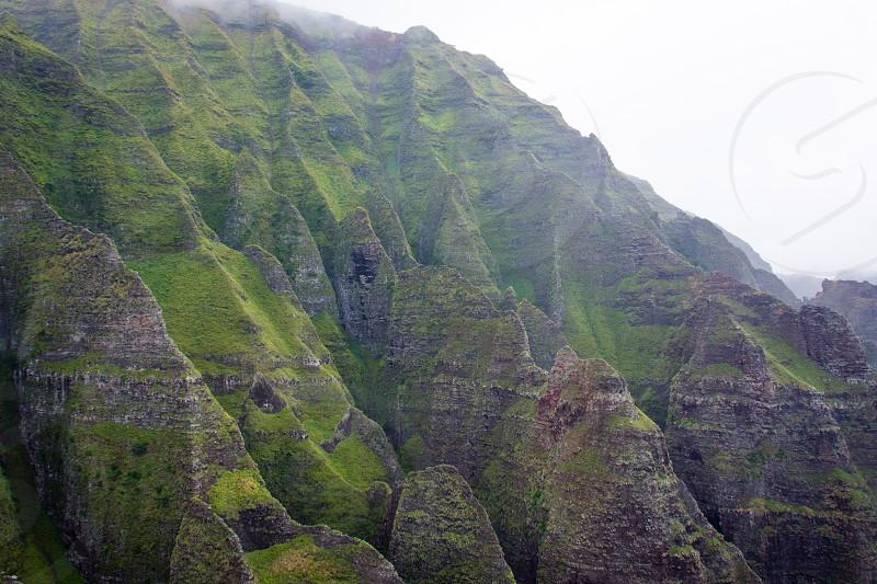 Nā Pali Coast State Park Kauai Hawaii photo