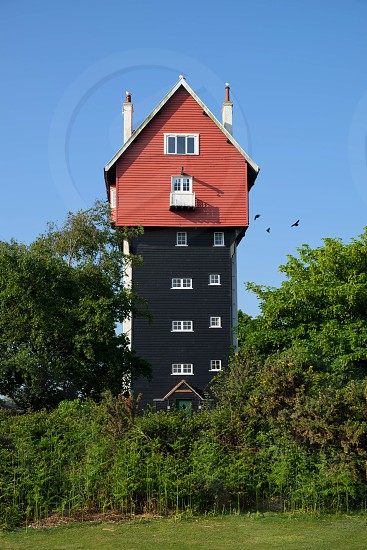 The House in the Clouds Building in Thorpeness photo