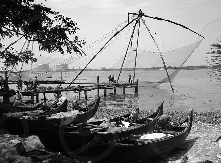 Chinese fishing photo