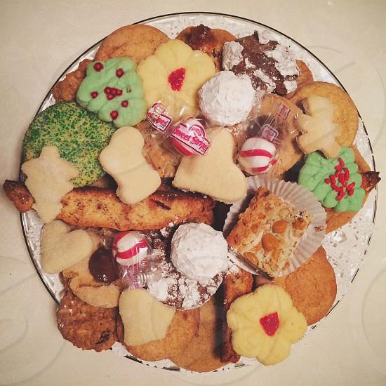 assorted cookies photo
