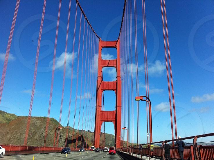 Golden Gate bridge San Francisco photo