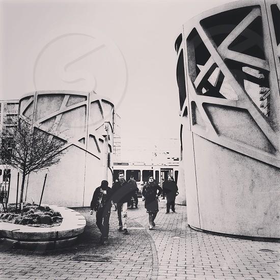 Public architecture  photo