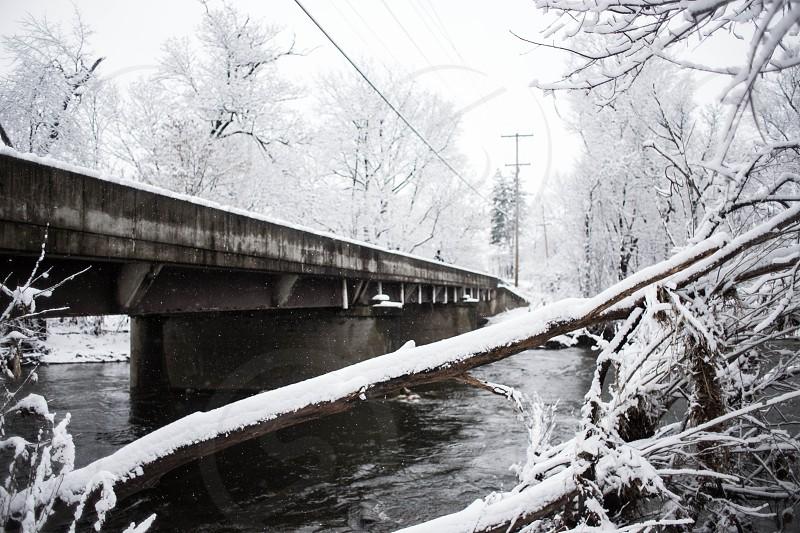 cemented bridge photo