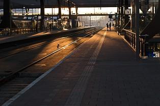 Train Station Waiting Room By Jovana Jovic Photo Stock
