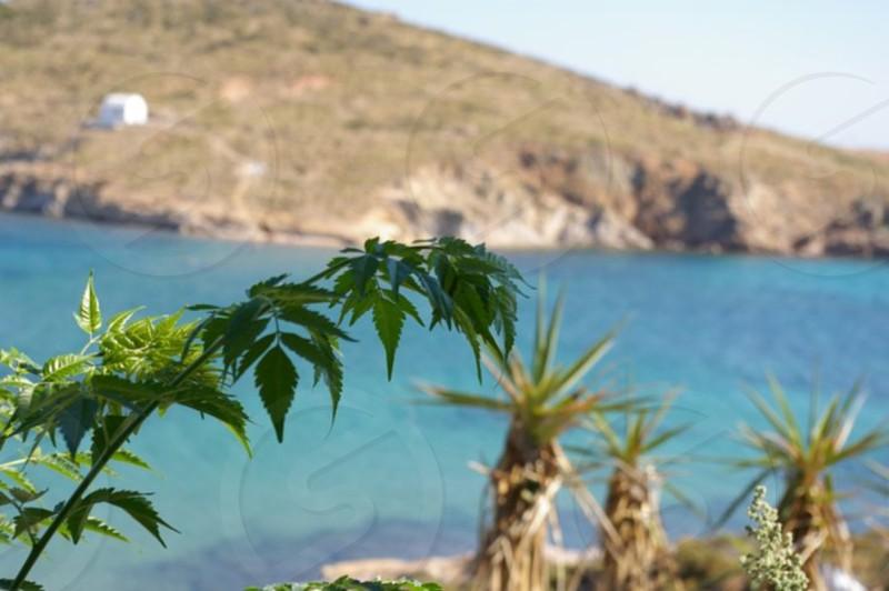 Patmos Greek Island photo