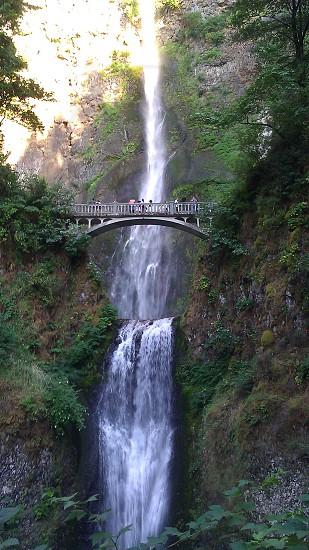 Multnomah Falls - Oregon  photo