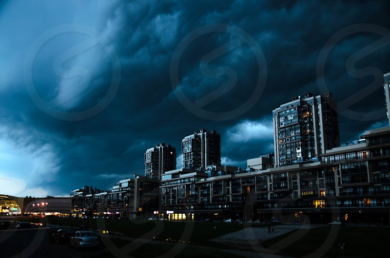 Storm so close... photo