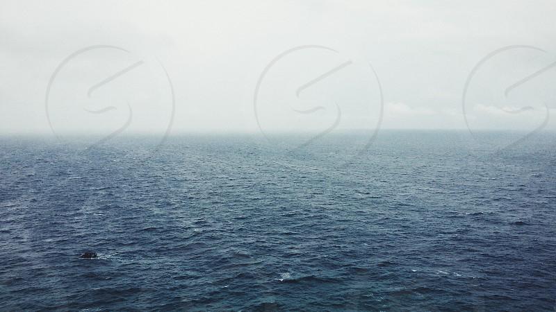 calm sea photo