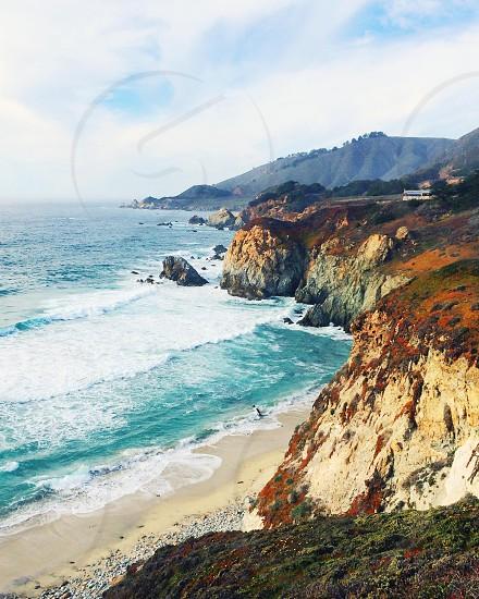 Big Sur California photo