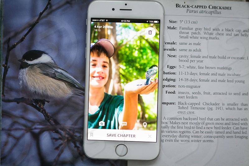 Life experiences full of passion using Scriba app photo