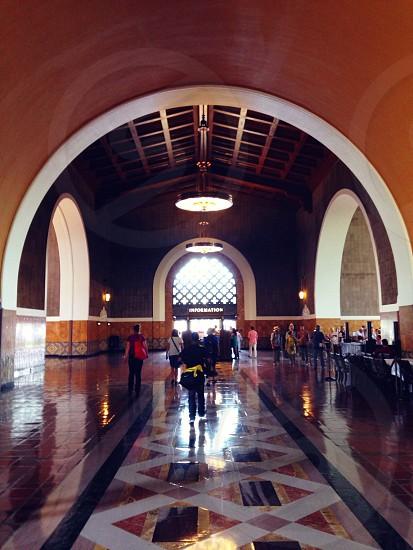 LA Union Station  photo