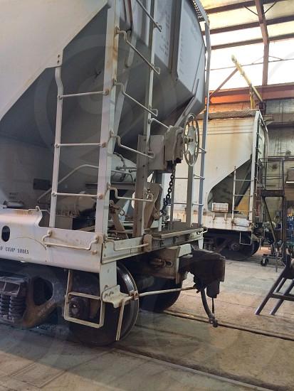Railcar repair shop Palestine tx  photo