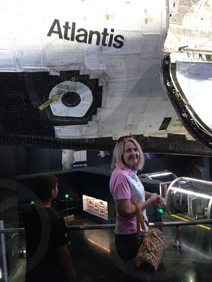 Space shuttle Atlantis  photo