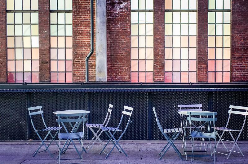 Chairs New York photo