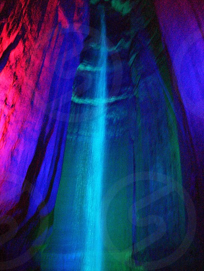 cave ruby falls photo
