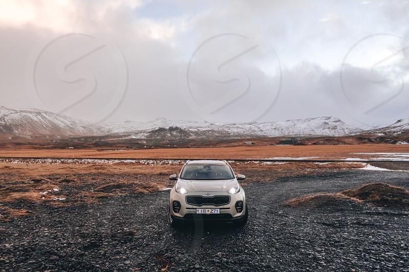 Kia in Iceland Car Travel  photo