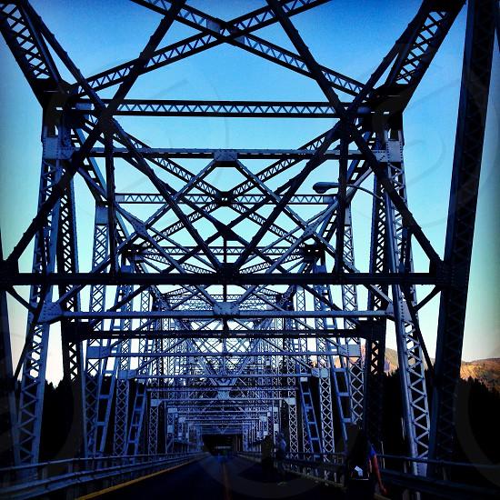 Bridge of the Gods: Stevenson Washington photo