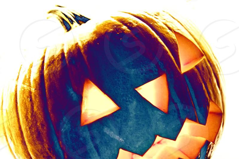 Hallowe'en Pumpkin photo