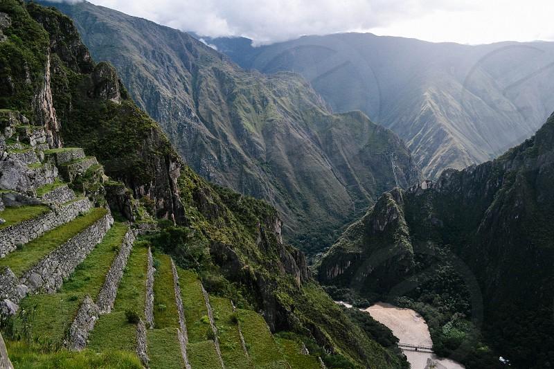 Machu Picchu - Peru photo